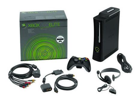 Xbox 360 Elite представлена теперь и официально