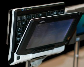 Обнародованы некоторые спецификации Fujitsu UMPC