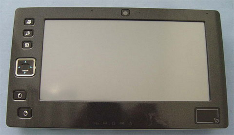 Medion RIM 1000 UMPC с GPS