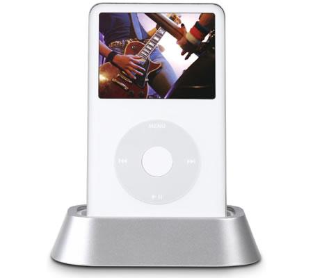 Новая док станция для iPod
