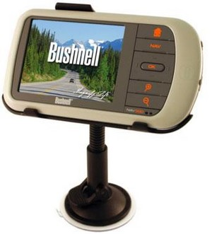 Автомобильная навигационная система Bushnell NAV500