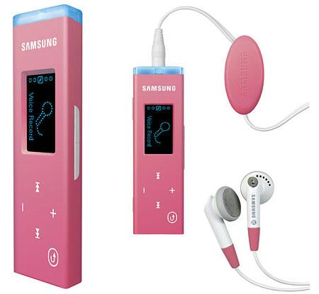 MP3 плеер Samsung U3