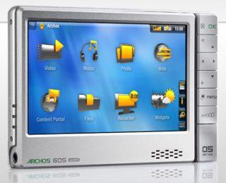 Медиаплеер Archos 605 с Wi-Fi