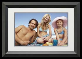 Цифровая рамка PhotoVu PV1965w