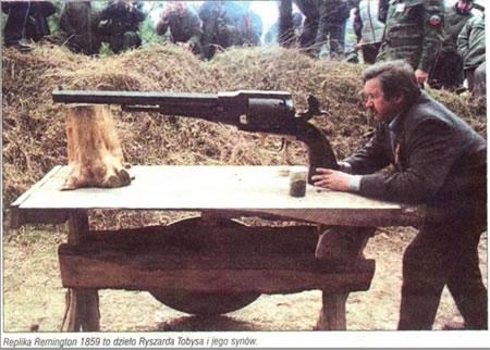 Самый большой в мире револьвер