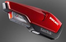4 Гб usb-накопитель SanDisk Extreme Ducati Edition