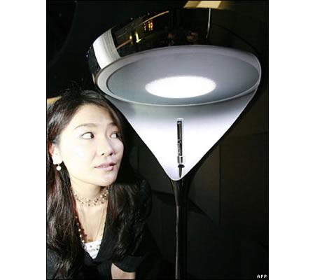 Лампа от Sony
