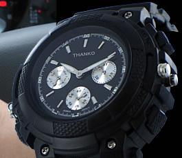 FMP3 Watch — часы с плеером и FM радио