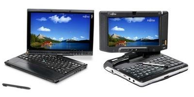 LifeBook T2010 и Fujitsu LifeBook U810