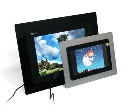 Компания Ritmix представляет цифровые фоторамки