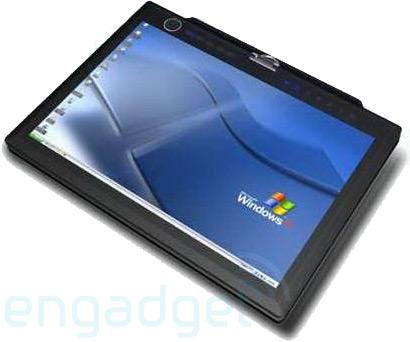 Детали планшетного ПК Dell Latitude XT