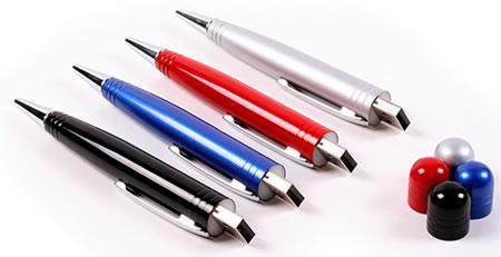 Шариковая ручка с флеш памятью