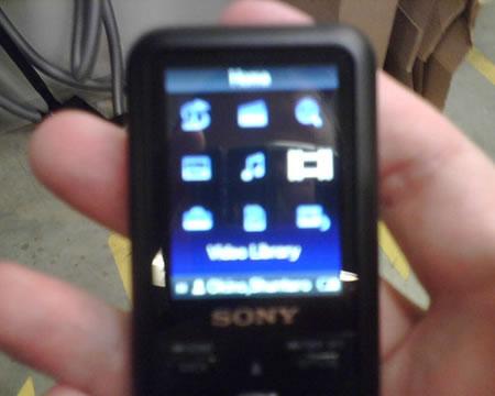 Sony и её NWZ серия