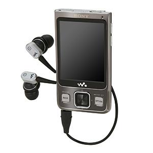 Пополнение в линейки Walkman — Sony NW- A919