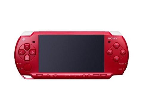 PSP Deep Red скоро поступит на японский рынок