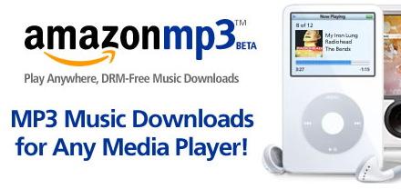 mp3 player für amazon music