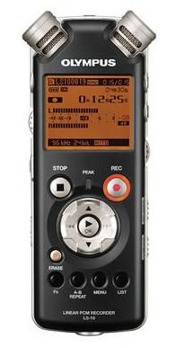 Цифровой диктофон Olympus LS-10