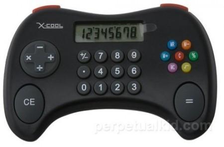 Cool Gamer Calculator научит детей математике
