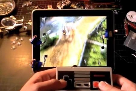 RoboTouch: NES-контроллер для игры на iPad