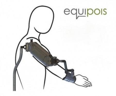 Экзоскелетная рука Equipois x-Ar