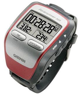 GPS-система Garmin Forerunner 305 для спортсменов