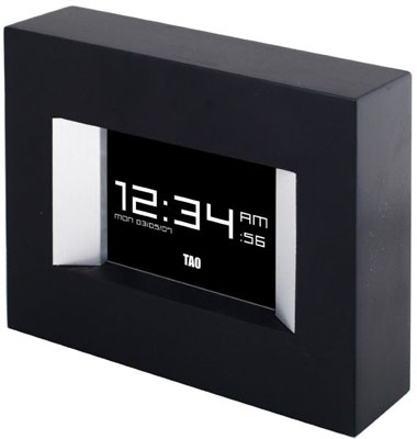 Рамка TAO 83003 Modern Digital Photo Clock
