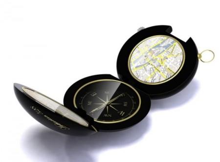 Классика и современность для навигатора Arthurian 528