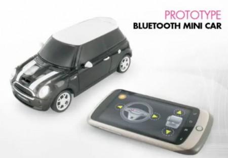 BeeWi управляет Mini Cooper через Bluetooth