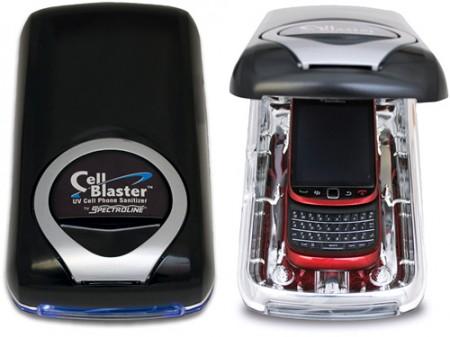 CellBlaster: солярий для телефона