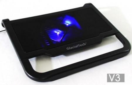 GlacialTech представляет охлаждающие подставки для ноутбуков