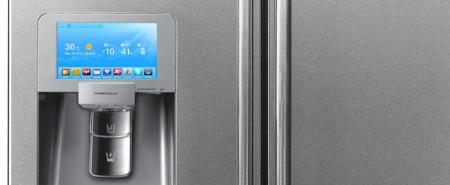 Samsung представит в США и Корее Wi-Fi-холодильники