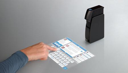 Виртуальная клавиатура Light Touch