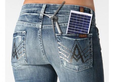 Возобновляемые источники энергии в кармане