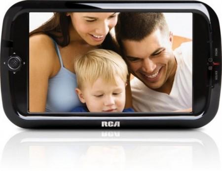 Новая серия портативных телевизоров от RCA