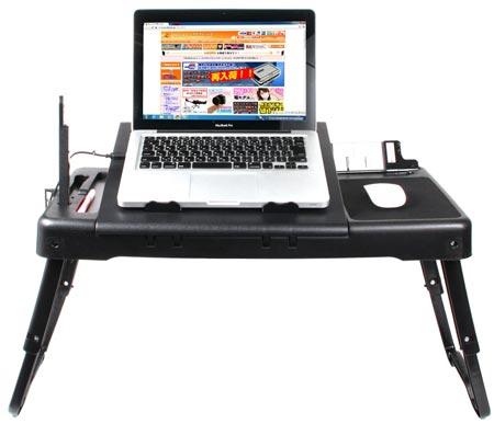 Notebook Cooler Desk – охлаждающий стол для ноутбука