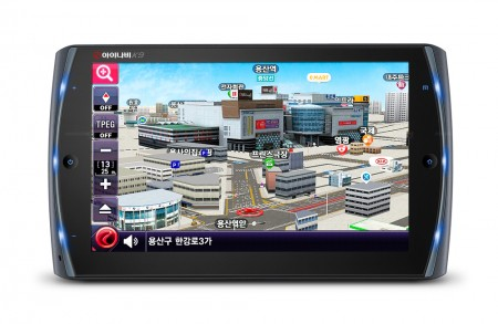 Навигатор Thinkware Smart Navi K9 на базе Android 2.2