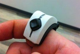 Ringbow: миниатюрный джойстик для планшета