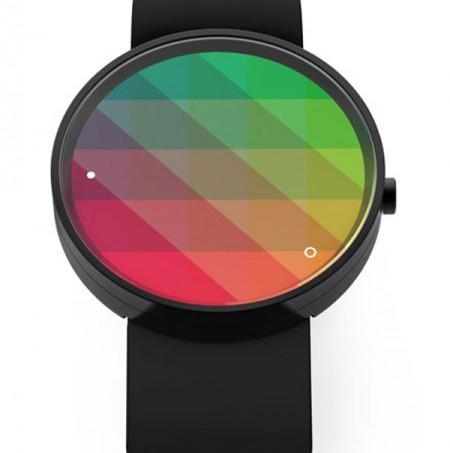 GRO Design пытается загипнотизировать покупателей с помощью наручных часов