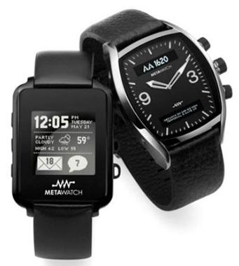 Наручный компьютер Fossil Meta Watch