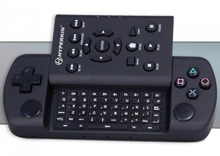 Hyperkin PS3 Remotext: пульт д/у, клавиатура и геймпад в одном флаконе