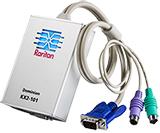 Raritan выпускает устройство для удаленного управления серверами Dominion KX II-101 V2