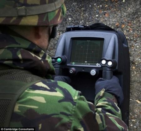 Prism 200c: военный прибор для сканирования зданий