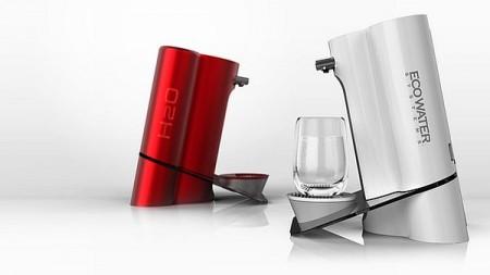 EcoWater – оригинальное устройство для очистки воды