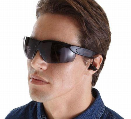 Bluetooth-очки iHarmonix с наушниками и микрофоном