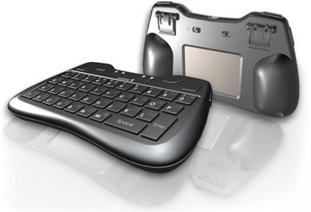 Портативная Bluetooth-клавиатура iTablet Thumb