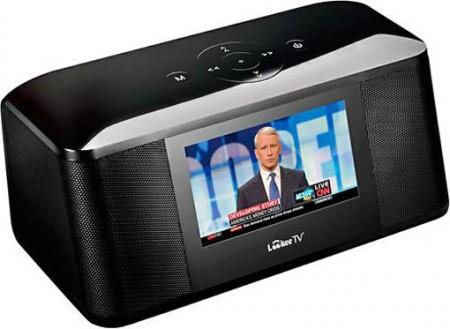 Портативный ТВ и радиоприемник Lookee TV