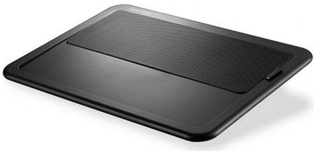 Удобная, практичная и мобильная охлаждающая поставка Cooler Master NotePal LapAir