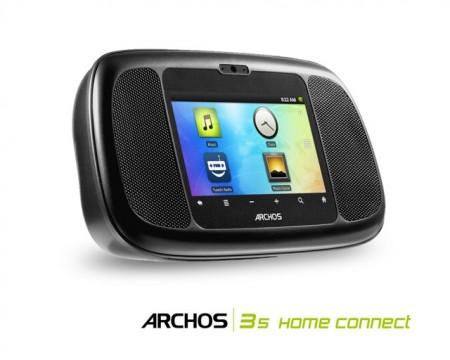 ARCHOS 35 Home Connect и ARCHOS 35 Smart Home Phone