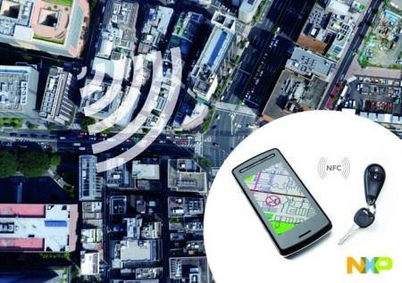 NXP выпустила NFC-совместимые ключи зажигания