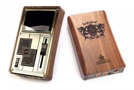 Стильный плеер Colorfly Pocket HiFi C4 Pro